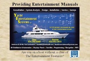 View large version of image: Yacht Entertainment Systems LLC