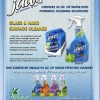 "JAWS-"" Just Add Water System"" Concentrated Cleaners"