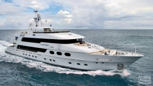 View large version of image: 163' Christensen Motor Yacht for Charter, Casino Royale; Northrop and Johnson Yacht Charters' Review