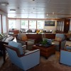 Catamaran Silver Cloud's Main Salon