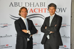 View large version of image: Superyacht builder Gulf Craft reaffirms strong presence at Abu Dhabi Yacht Show 2011