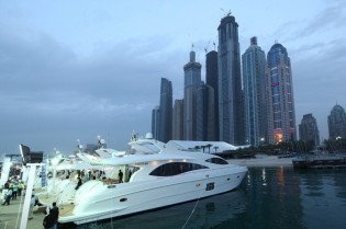 View large version of image: Gulf Craft set for success with 5 global launches at Dubai International Boat Show 2011