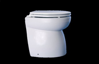 View large version of image: Electric toilet Hydro vacuum 3312