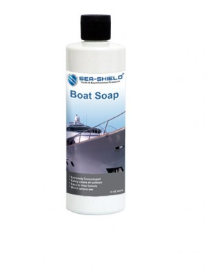 View large version of image: Boat Soap 16 oz