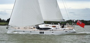 View large version of image: Oyster 625 Yacht's London Premiere