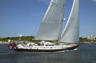 View large version of image: Northrop and Johnson sells Swan 78' SWAMP FOX