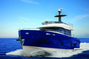 View large version of image: Azimut Yachts at the Beirut Boat 2011 Boat and Superyacht Show