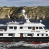 M/Y POLYCARPUS is available for charter with a price reduction for bookings before 1st July 2011
