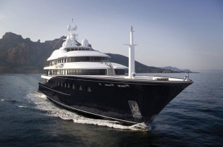 View large version of image: Superyacht Cakewalk for sale
