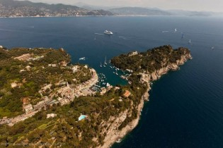 View large version of image: Opening day of the Nespresso Cup 2011 in Portofino