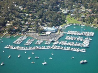 View large version of image: Australian Marina Industry recognizes its best