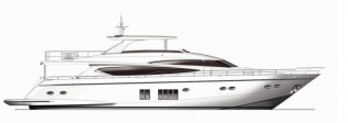 View large version of image: The New Princess 98 Motor Yacht