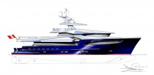 View large version of image: The New Northern Marine Yacht Portfolio