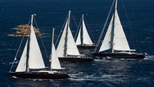 View large version of image: The 2011 Perini Navi Cup in Sardinia