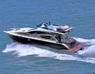 View large version of image: The New Mares 45 Catamaran