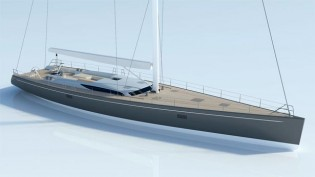 View large version of image: Baltic Yachts to build a new sailing yacht Baltic 107