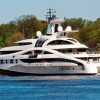 Blohm+Voss Yachts and ISS together for METS Mixer