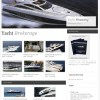New version of International Yacht Brokerage&#039;s web site launched