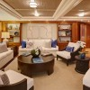 43m Calliope, recently launched with a Rhoades Young Design interior