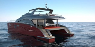 View large version of image: 60 Sunreef Power - New motor yacht for 2012 from Sunreef Yachts