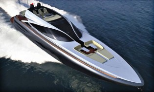 View large version of image: Metaphor 108 Yacht concept by Victory Design for Alenyacht