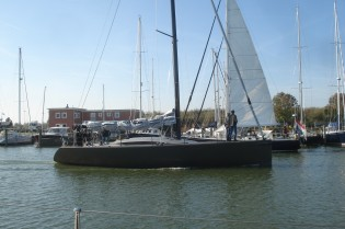 Icon 48 sailing yacht LEELOO by K&M Yachtbuilders to be delivered this week – Superyachts News ...