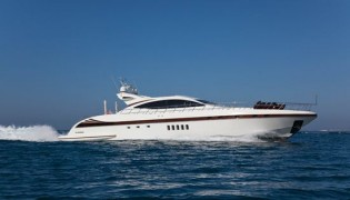 View large version of image: Motor yacht Bear Market offering over 50% discount for MIPIM Cannes event charter