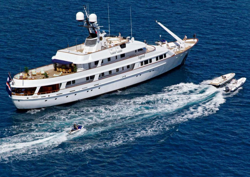 Motor Yacht Legend Available To Charter During The London 2012 Olympic Games Superyachts News Luxury Yachts Charter Yachts For Sale