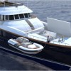 Technical launch of the 45m Ron Holland designed Super Yacht RMK 4500 (BN80)