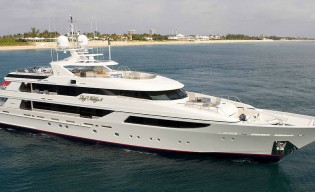 View large version of image: Westport 164 Motor Yacht LEGACY launched
