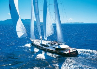 View large version of image: Sailing yacht Drumbeat - opportunity of a lifetime world trip yacht charter