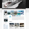 New version of Carine Yachts's web site launched