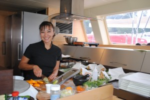 Announcing the Winners of the 2011 Antigua Charter Yacht Show Chef's Competition