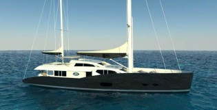 View large version of image: 35.30m Conrad 115 Yacht
