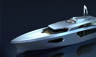 View large version of image: RW40 Yacht by Bannenberg & Rowell