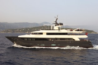 View large version of image: Navetta 43 Yacht Lady Trudy by CRN Shipyard