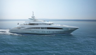 View large version of image: 50m Ventura Yacht sold at Heesen Yachts