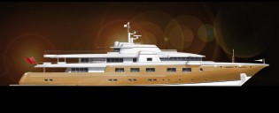 View large version of image: Sam Sorgiovanni 70m Yacht Concept for Azzura Yachts