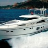 Latest Squadron 78 Custom Yacht by Fairline at 2012 London Boat Show