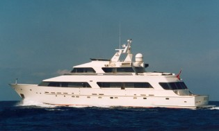 View large version of image: Heesen 36.90m No Comment (ex Tropic C) Yacht Refitted