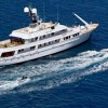 Motor yacht LEGEND available to charter during the London 2012 Olympic Games
