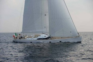 View large version of image: Luxury Mediterranean charter holiday aboard sailing Yacht FAREWELL