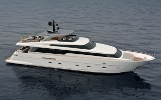 View large version of image: Sanlorenzo SL94 Superyacht