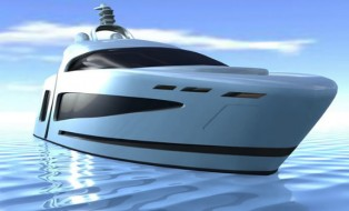 View large version of image: i41 Yacht Concept by IP.YD