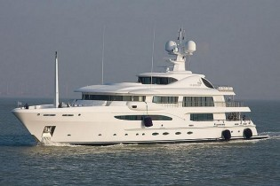 View large version of image: Amels launches the 2nd 65m LE212 yacht SEA RHAPSODY (hull 6502)