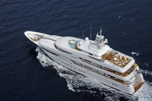 View large version of image: Nearly 35% discount for the 59.4m luxury charter yacht OASIS in the Caribbean February 27, 2012