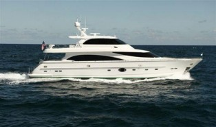 View large version of image: E88 Yacht Arabella II by Horizon scheduled to be delivered by end of February