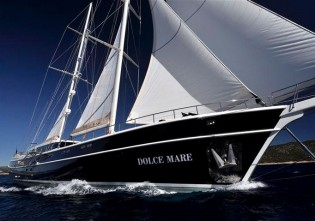 View large version of image: Neta Marine launches 36m charter yacht Dolce Mare