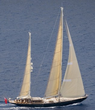 View large version of image: Luxury schooner 'This Is Us' Caribbean charter special: 9 days for 7!