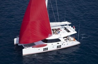 View large version of image: Newly ordered Sunreef 58 yacht Carpe Diem by Sunreef Yachts